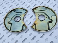 Ford Cortina MK3/4/5 New brake disc dust shields.